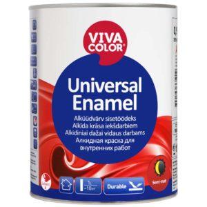Universal Enamel semi matt
