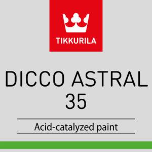 Dicco Astral 35