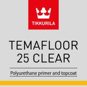 Temafloor 25 Clear