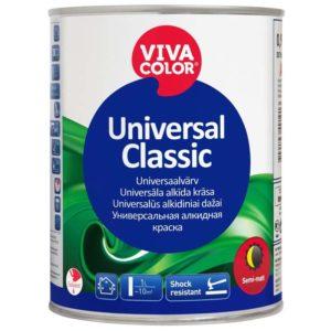 Universal Classic semi matt