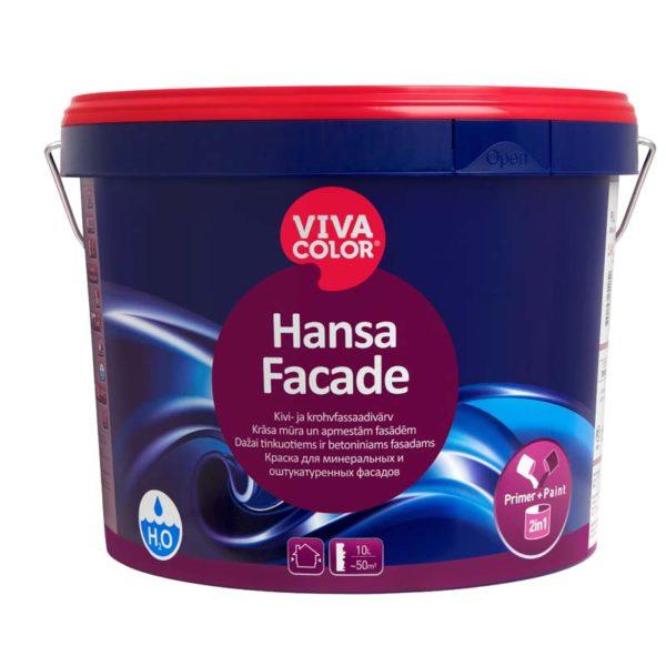 Hansa Facade
