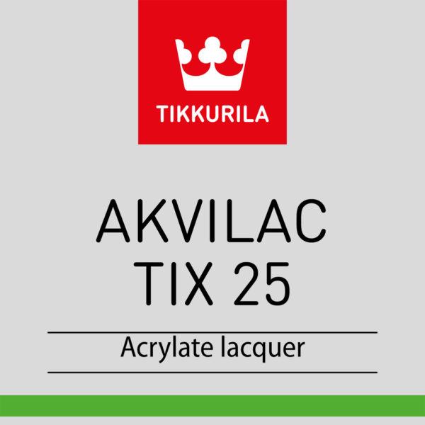 Akvilac Tix 25