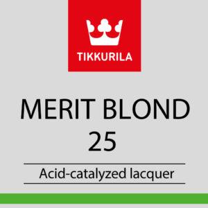 Merit Blond 25