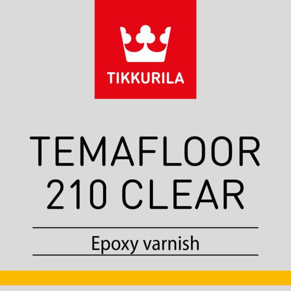 Temafloor 210 Clear