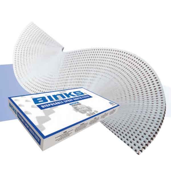 Binks ECO paberfilter