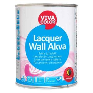 Vivacolor Lacquer Wall Akva