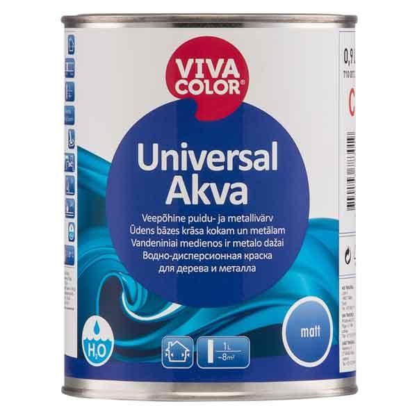 Vivacolor Universal Akva matt
