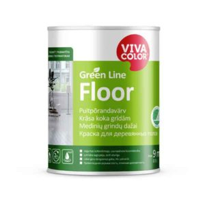 Vivacolor Green Line Floor