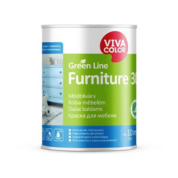 Vivacolor Green Line Furniture 30