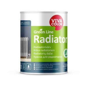 Vivacolor Green Line Radiator