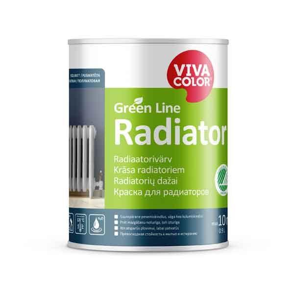 Vivacolor Green Line Radiator