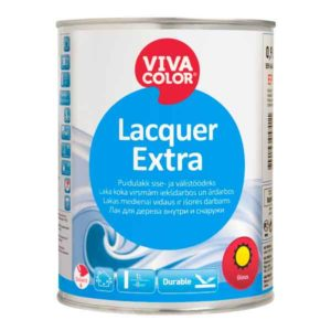 Vivacolor Lacquer Extra Gloss