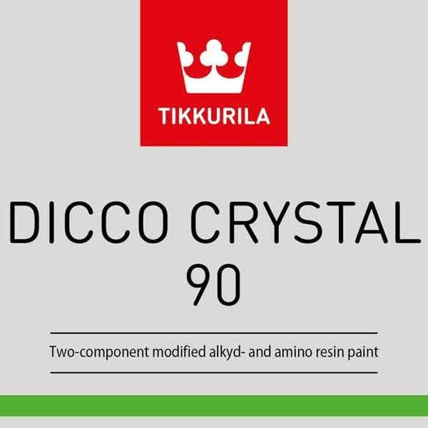 Tikkurila Dicco Crystal 90