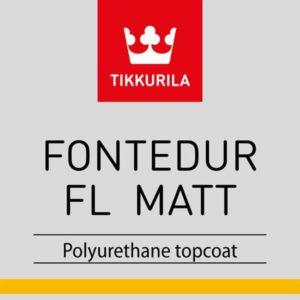 Tikkurila Fontedur FL Matt
