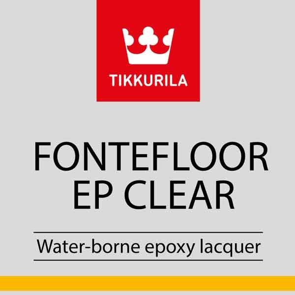 Tikkurila Fontefloor EP Clear