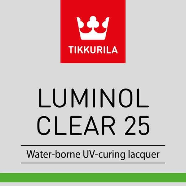 Tikkurila Luminol Clear 25