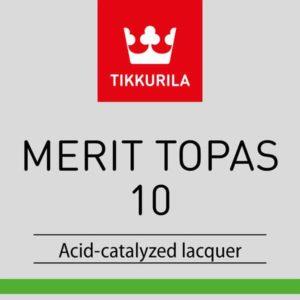 Tikkurila Merit Topas 10