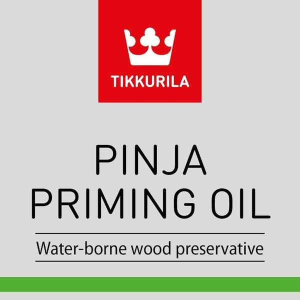 Tikkurila Pinja Priming Oil