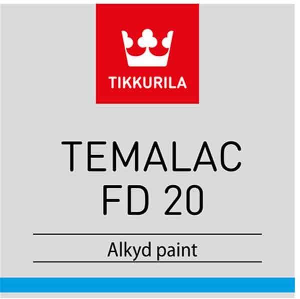 Tikkurila Temalac FD 20