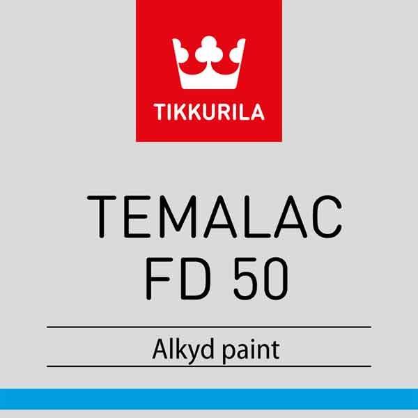 Tikkurila Temalac FD 50