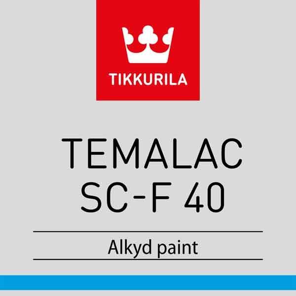 Tikkurila Temalac SC-F 40