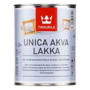 Tikkurila Unica Akva Lakka