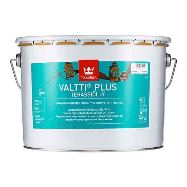 Valtti Plus Terassiöljy