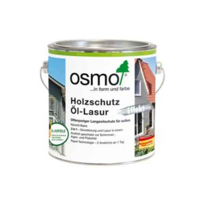 OSMO Natural-Oil-Woodstain Effect