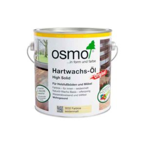 OSMO õlid ja vahad sisetöödeks